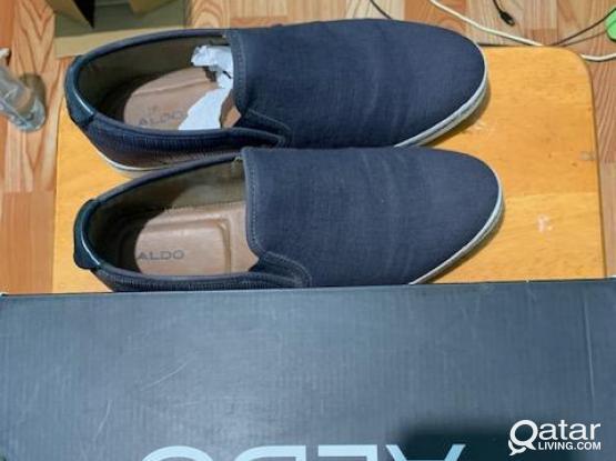 Aldo Polidori Slip-Ons Blue size 43 and 41