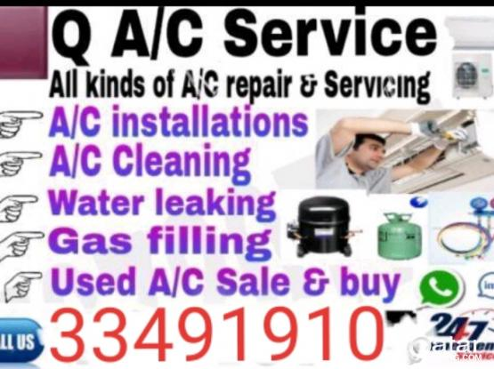 AC sale buy maintenance and services..Call:33491910
