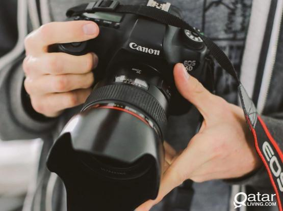 Freelance Photographer, Videographer, VideoEditor