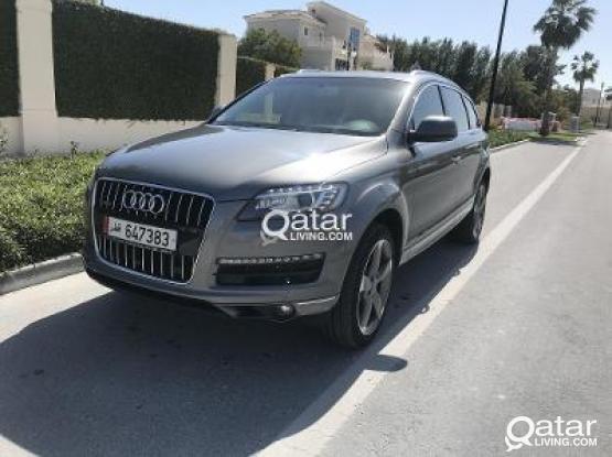 Audi Q7 3.5 TFSI 2015