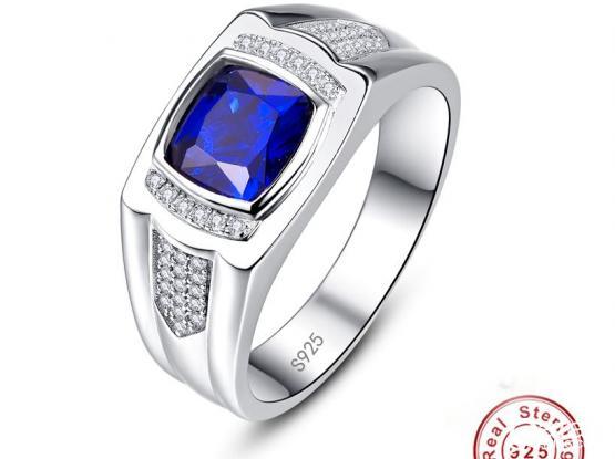 Ring For Men Genuine 925