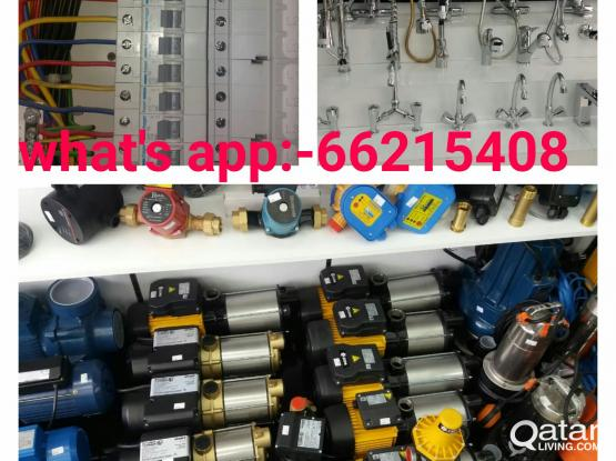 Dear Customer,, I Do All kinds maintenance Elctric &Plumbing Work.Good works at good price, Any Location 24/7 Please call:/ 66215408