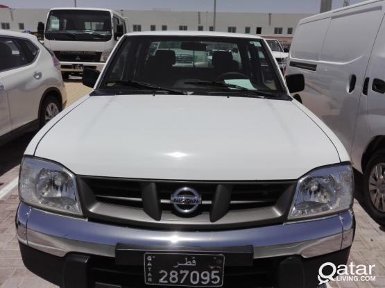 Nissan Pickup 2015