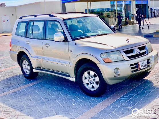 Mitsubishi Pajero 3.5L 2006