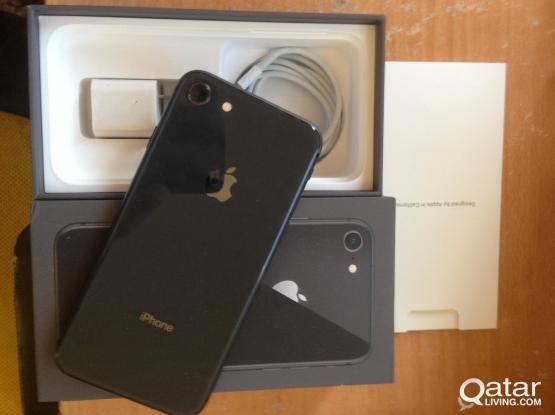 Excellent iphone 8  ( 64 GB )