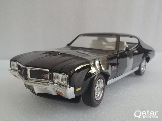 1:18 1970 buick gs model car