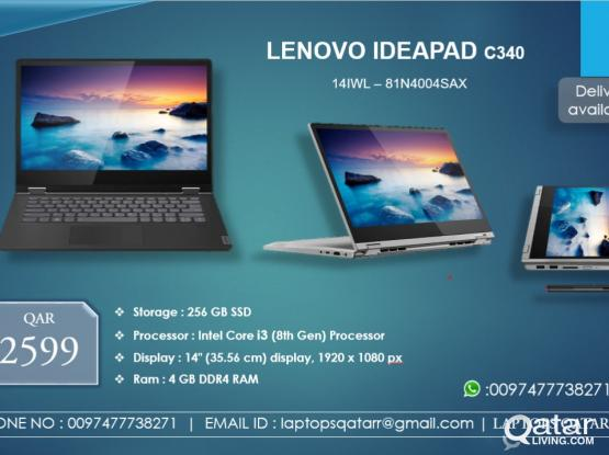Lenovo touch screen 2 in 1 laptop
