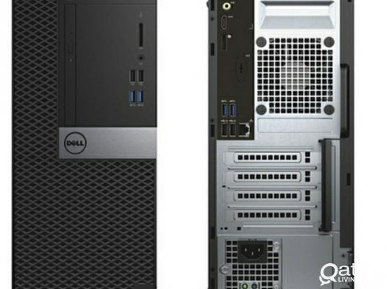 DELL desktop optiplex 3040,i5,6th gen,HDD:500,awes