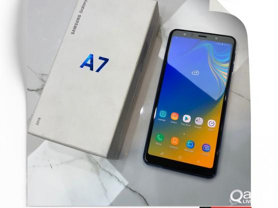 SAMSUNG A7 MOBILE  FOR SALE