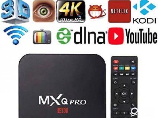 Android Box 4GB + 32GB Convert Your TV To Smart TV