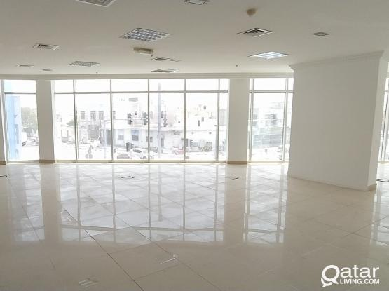 1 Month Free 95sqm & 123 sqm Office Space Available  in AL NASR