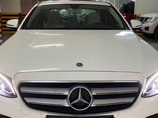 Mercedes E 200 2018