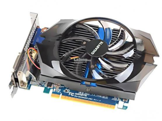 Gtx 650 graphics card ddr5 2g for sale...290  qr only