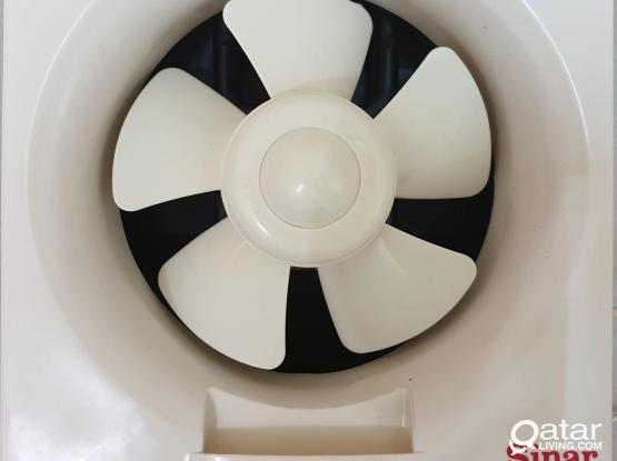 Sinar Exhaust fan (big),Gas lighter