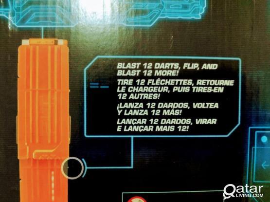 NERF Gun Accessory- New and used Blaster Gun