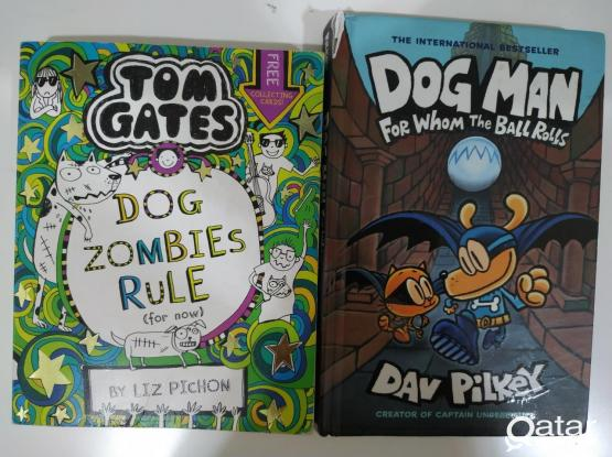 Story books and Academic books for kids