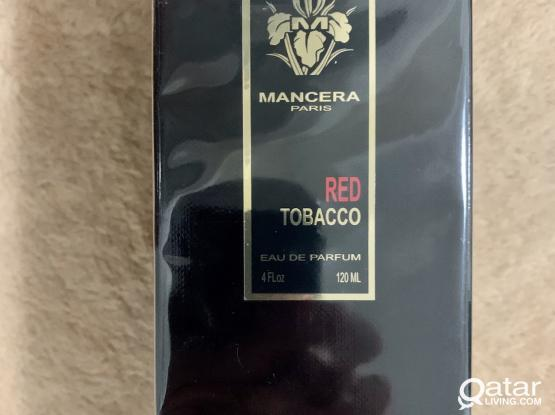 Mancera Red Tobacco perfume