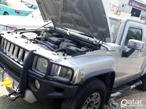 Cancelled HUMMER H3 2008 Spare Parts