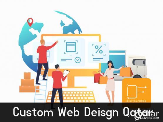 Best Offer for Web Design in Qatar