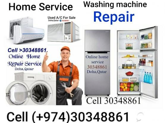 A/C, Fridge & Washing machine repair in doha qatar