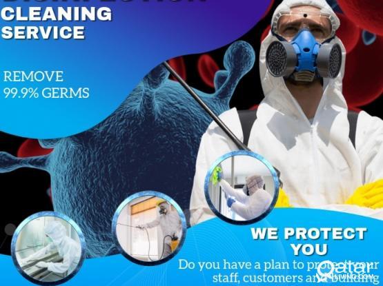 Disinfection Service Company Doha Qatar