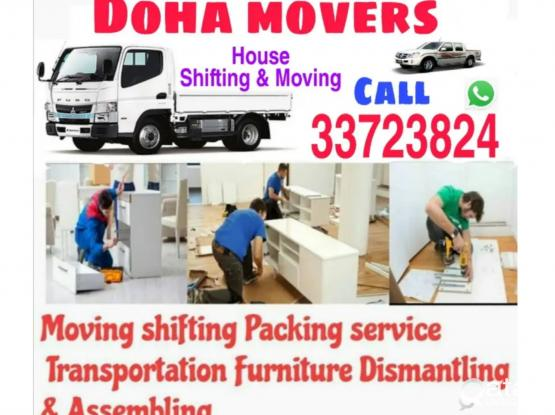 We do moving and shifting please call 33723824