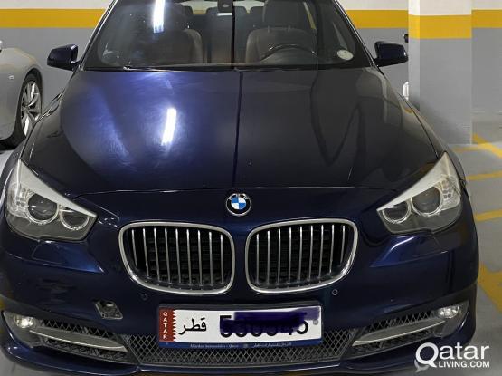 BMW 5-Series 535 i 2012