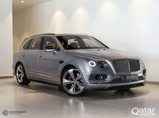 Bentley Bentayga First Edition 2018
