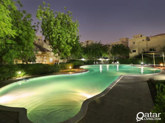 Luxury modern villas special offer 1 month free 10500UF, 11500FF near Azizia intersection