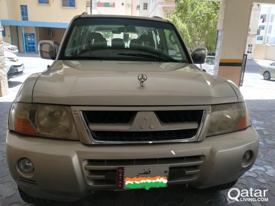 Mitsubishi Pajero GLS 2006