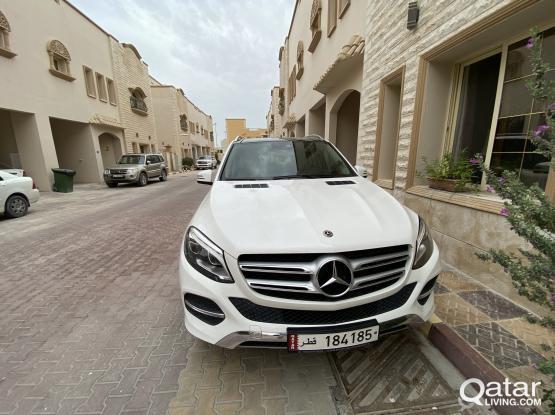 Mercedes GLE 400 2018