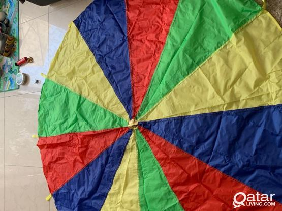 Parachute For Kids Games