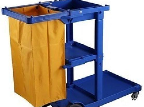 Cleaning Trolley New for Sale