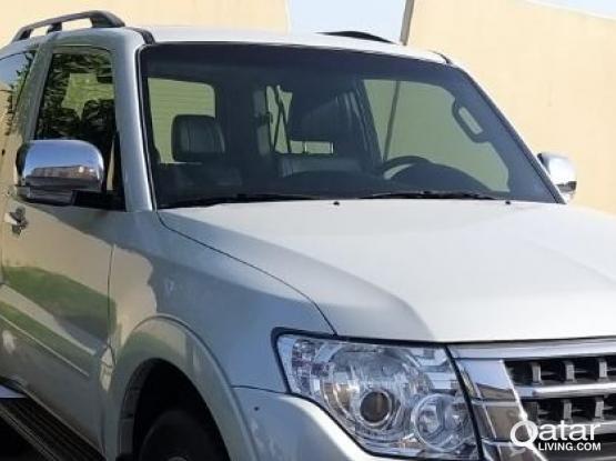 Mitsubishi Pajero 3.8L 2017