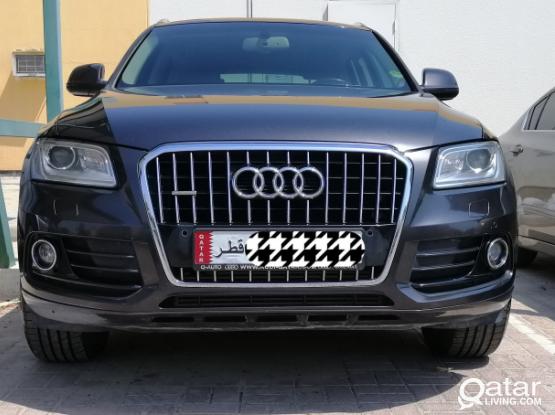 Audi Q5 4.0 TFSI 2015