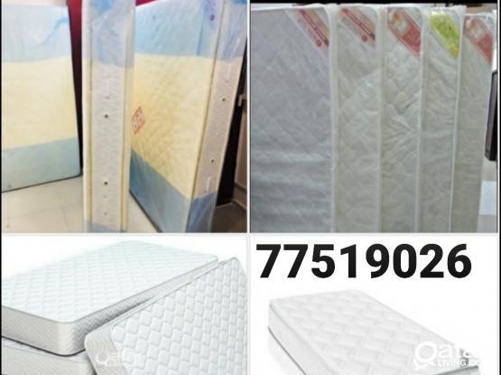 Brand new mattress any size what'sapp 77529026