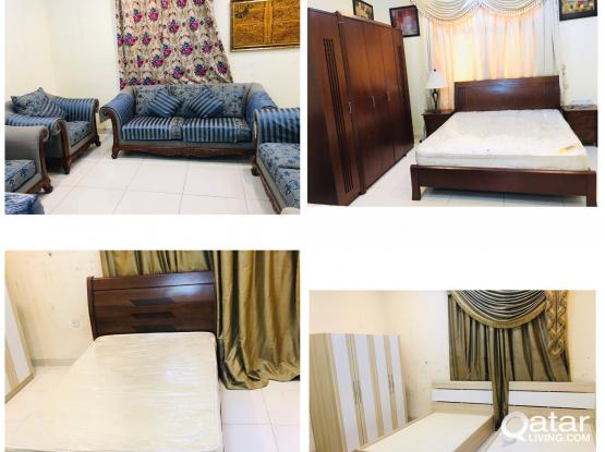 For sell Used Villa Items