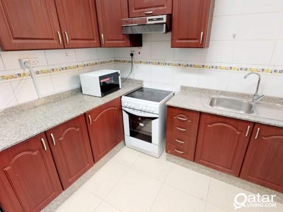 Fully furnished 1BHK for rent in Fereej Abdul Aziz