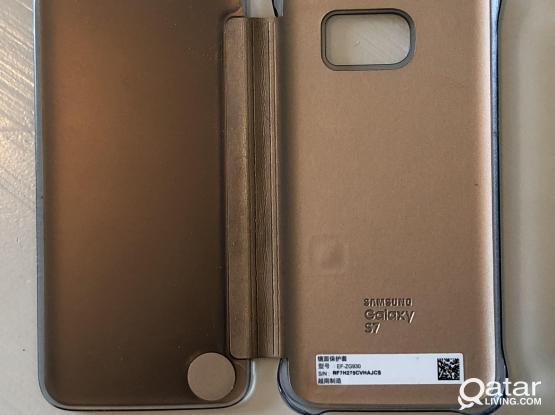 Gold Case; Samsung Mobile Galaxy S7
