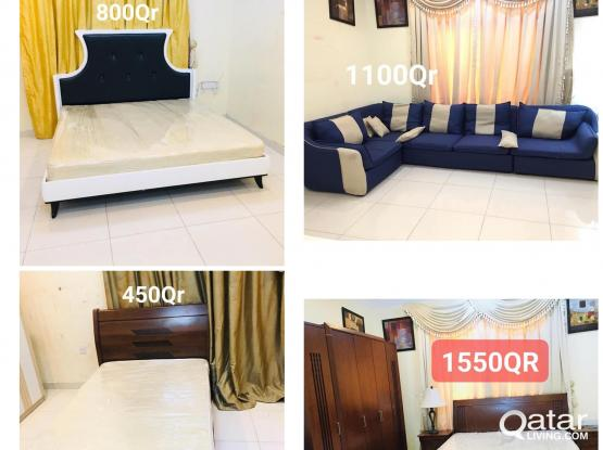 For Sell Used Villa Furniture-With Delivery