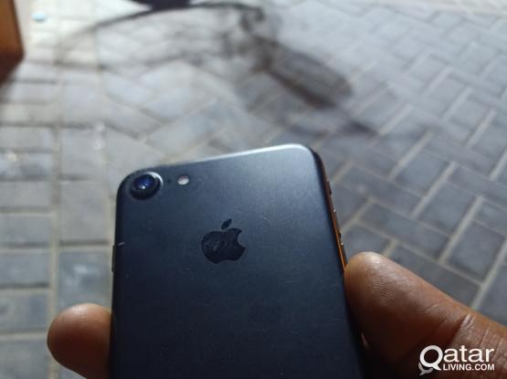 iPhone 7 256gb met black