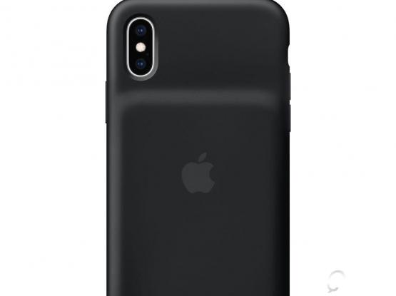iPhone XS Black Smart Battery Case (As New)