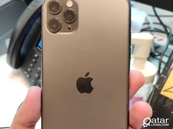 512 GB iPhone 11 Pro Max, 92% Battery,