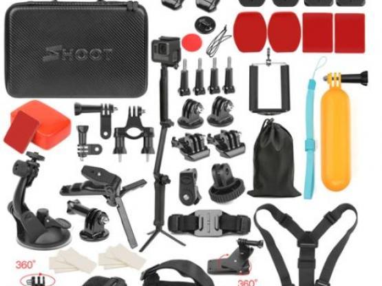 gopro hero 8 7 6 5  accessories action camera