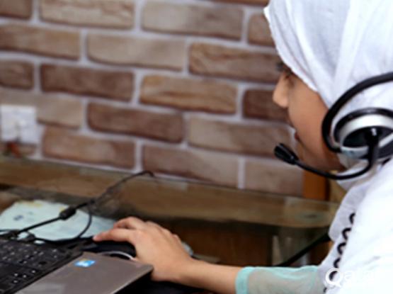 Learn Quran Online from Lady Teacher in English / Urdu / Hindi Via Zoom / Skype