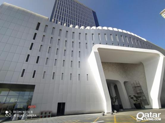 Luxurious Sea view Office space available in lusail