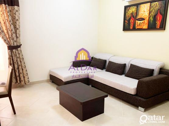 1 bedroom furnished unit with roof terrace
