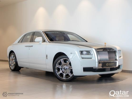 Rolls-Royce Ghost 2014