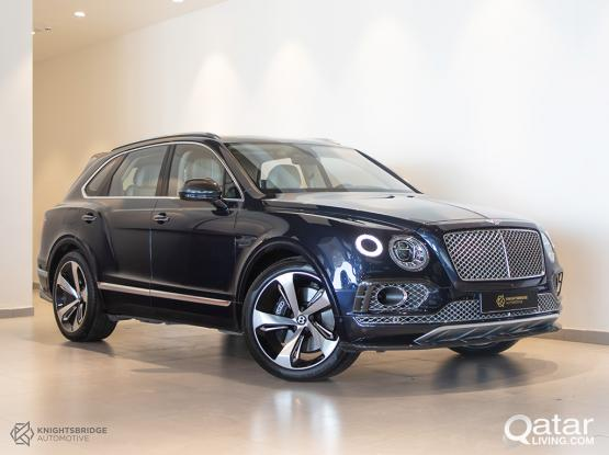 Bentley Bentayga First Edition 2017