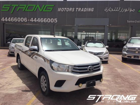 Toyota Hilux Diesel 2017